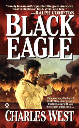 Black Eagle,Book 2 of the Jason Cole Series