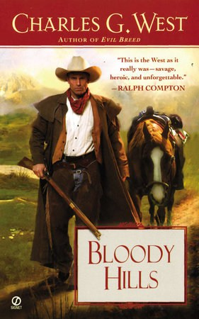 Bloody Hills,Book 4 of the Clay & Jim Culver Series