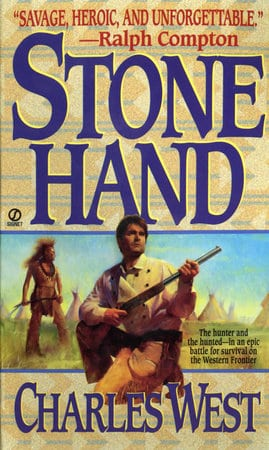 Stone Hand,Book 1 in the Jason Cole Series
