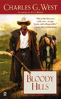 bloody hills charles g west