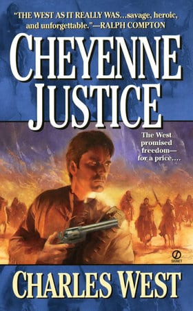 Cheyenne Justice,Book 3 of the Jason Cole Series