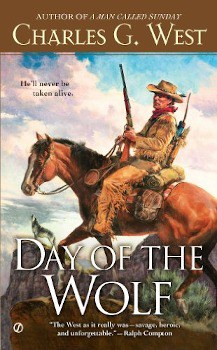Day of the wolf, ebook, large print book