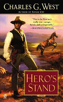Hero's Stand, Book 2 of the Clay & Jim Culver Series