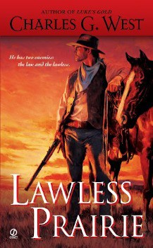 lawless prairie charles g west ,Large Print,Stand-alone,