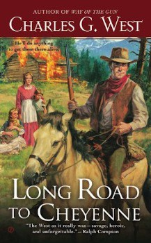 long road to cheyenne,Large Print,Stand-alone,