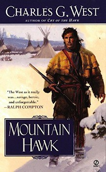 mountain hawk charles g west,Large Print