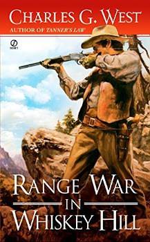 range war in whisky hill charles g west,Large Print,Stand-alone,