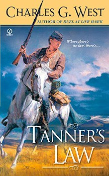 tanner's law charles g west , Large Print,Stand-alone