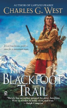 the blackfoot trail charles g west 217 x 350