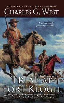 trial at fort keogh charles g west 217 x 350